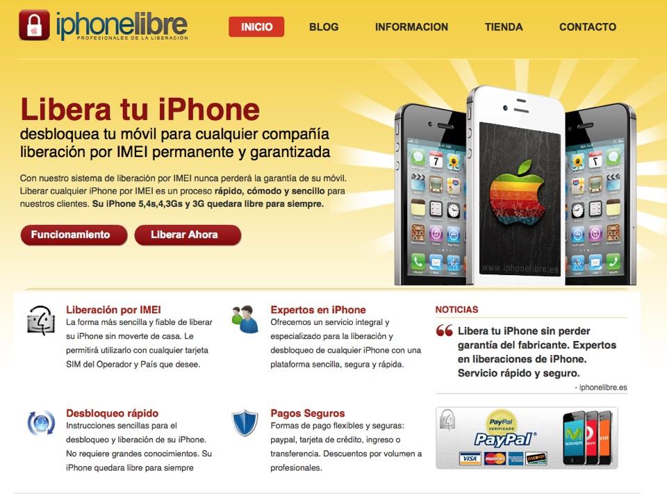 iphonelibre